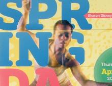 CalArts Spring Dance Poster
