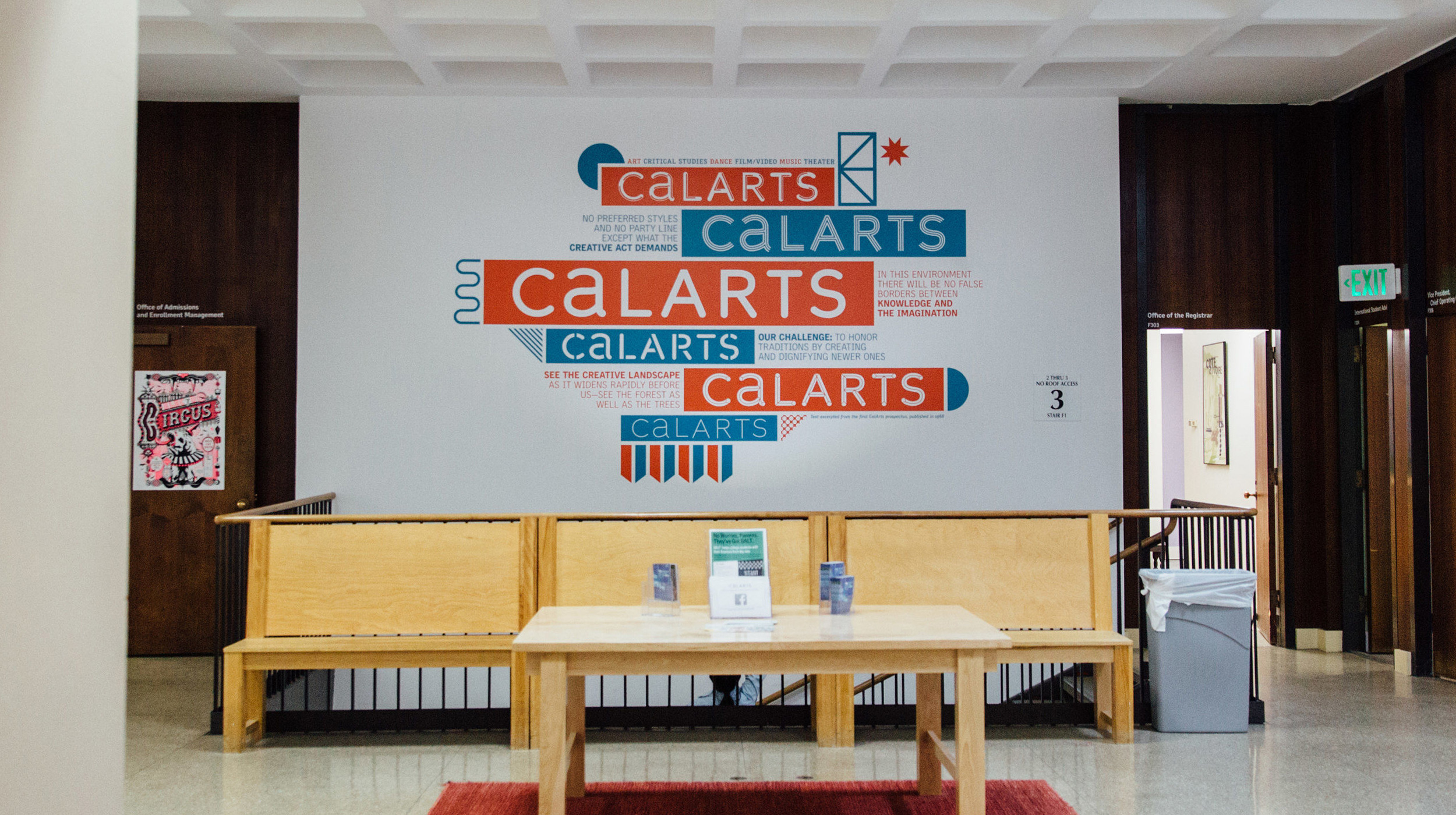 CalArts-Mural